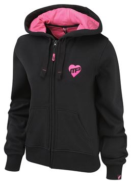 Picture of Musclepharm Women's Zip Through Hoodie