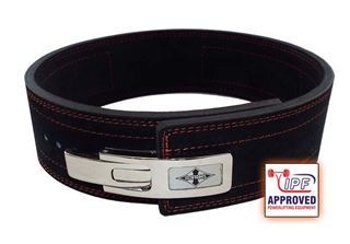 Picture of Iron Tanks Pro 13mm Lever Powerlifting Belt - IPF Approved