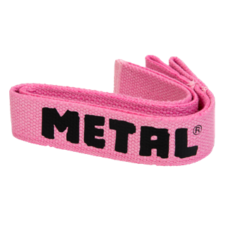Picture of Metal Lifting Straps Pink