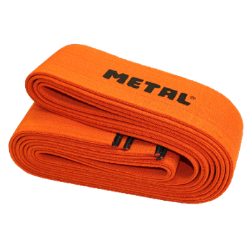 Picture of Metal Knee Wraps Orange