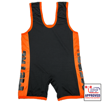 Picture of Metal Black/Orange Singlet IPF Approved