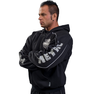 Picture of Metal Hoodie Black