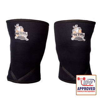 Picture of Metal Knee Sleeves - IPF Approved
