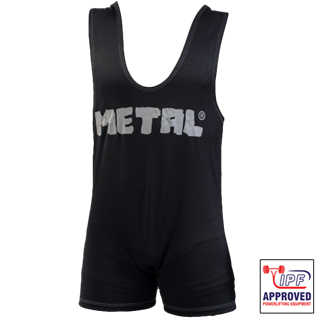 Picture of Metal Original Black Singlet IPF Approved