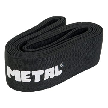 Picture of Metal Knee Wraps 2.5M Black