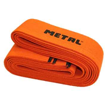 Picture of Metal Knee Wraps 2.5M Orange