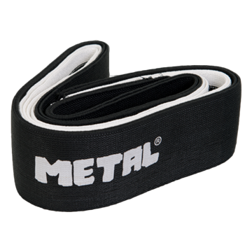 Picture of Metal Knee Wraps Mystical Black
