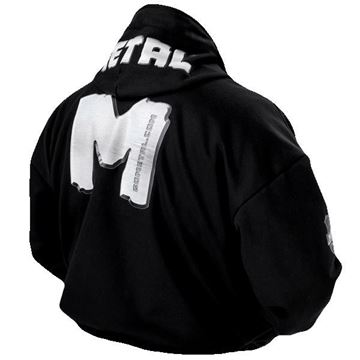 Picture of Metal M Hoodie Black