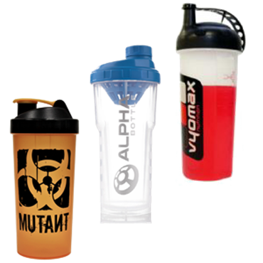 Picture for category Shakers, mixers and water bottles