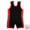 Picture of Metal Black/Red Singlet IPF Approved