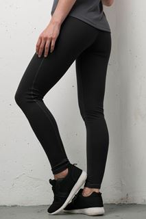 Picture of METAL 'M' Slim Fit Ladies Leggings
