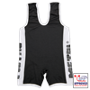 Picture of Metal Black/White Slim Fit Singlet IPF Approved