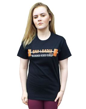 Picture of Bar Loaded T-Shirt Black