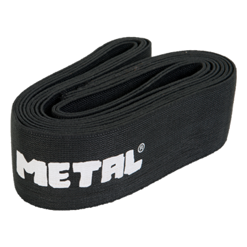 Picture of Metal Knee Wraps 3M Black