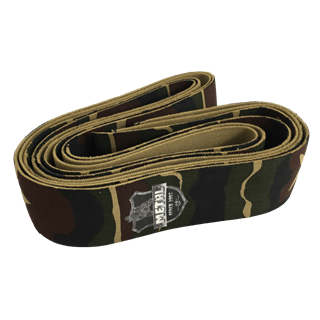 Picture of Metal Knee Wraps Hard Camo