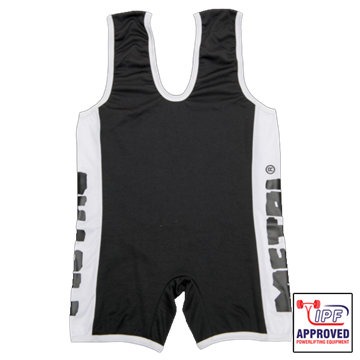 Picture of Metal Black/White Singlet IPF Approved