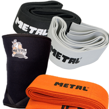 Picture for category Knee Wraps and Sleeves