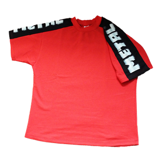 Picture of Metal 2 Colour T Shirt