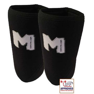 Picture of Metal M Knee Sleeves 7mm - IPF Approved