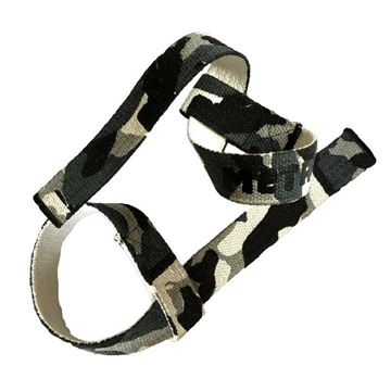 Picture of Metal Lifting Straps Camo