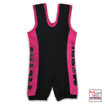 Picture of Metal Black/Pink Slim Fit Singlet IPF Approved