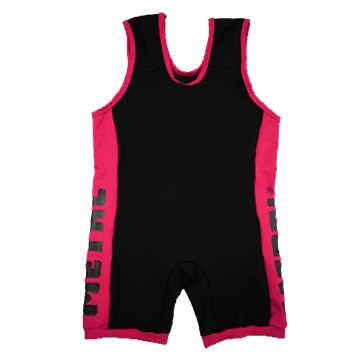 Picture of Metal Black/Red Singlet